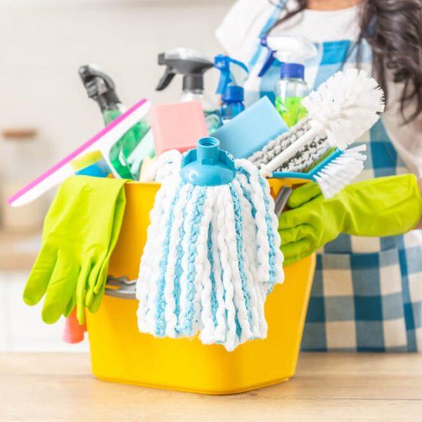 Upratovanie rodinných domov Nitra TopClean